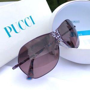 New Emilio Pucci Vintage sunglasses